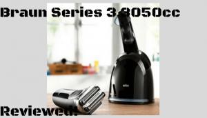 Braun Series 3 3050cc Review