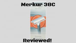 Merkur 38C Review: Heavy Duty Barber Pole