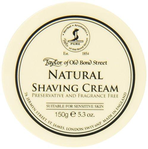 Taylor of Old Bond Street Natural Shaving Cream