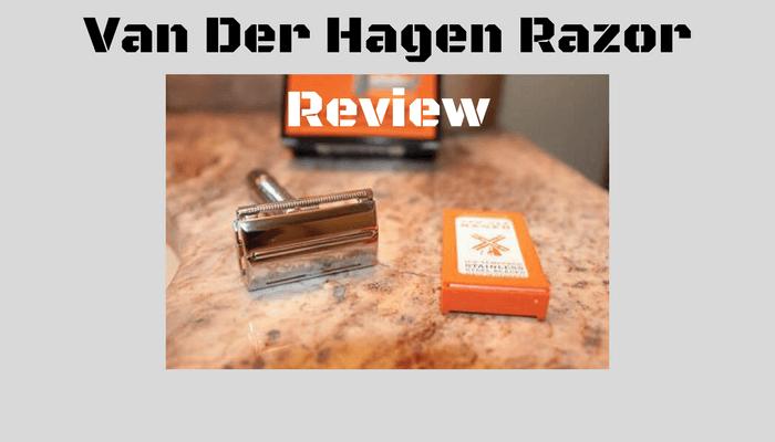 Van Der Hagen Razor Review A Beginner S Friend June 2018