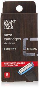 best safety razor blades for sensitive skin 6