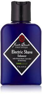 best shaving cream for wet electric shaver 5