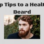 8 Healthy Beard Tips for No-Shave November